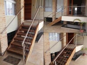 Corrimão escada